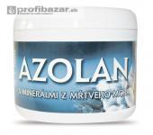 Azolan s mineralmi z mrtveho mora